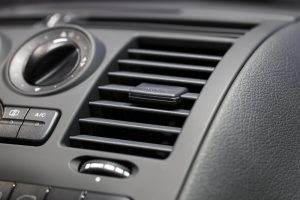 air conditioner in car