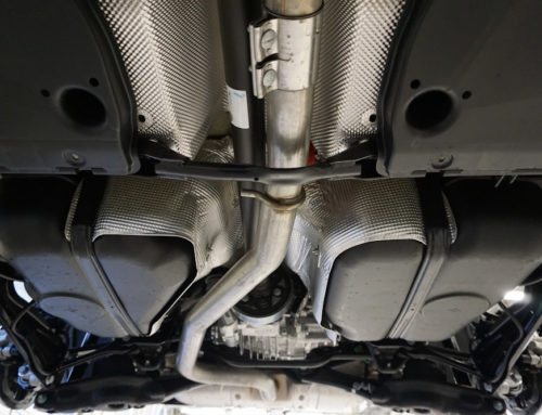 Learning the Basics: The Exhaust System
